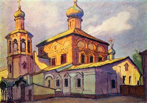 Живопись в храмах Украины