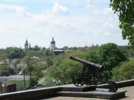 Украина туристическая: год 1800