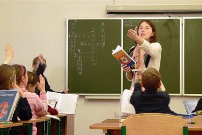 Украинские педагоги - место под северным солнцем
