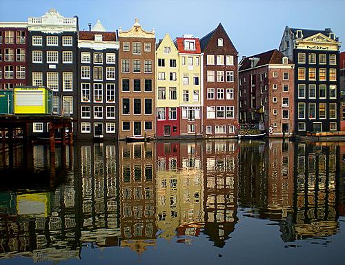 Амстердам - музей Open Air