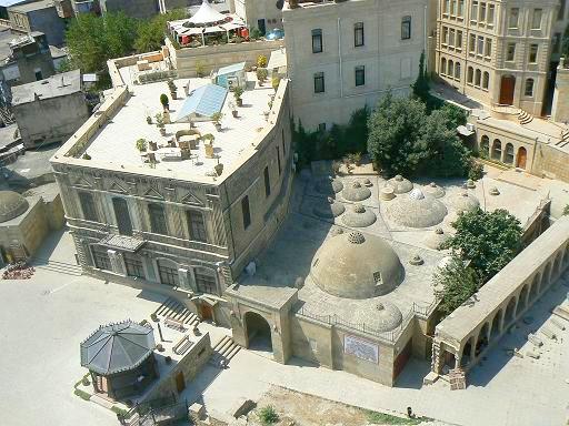 Азербайджан — Баку
