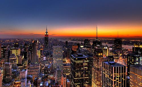 Нью-Йорк - Нью-Вавилон
