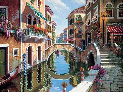 Венеция - город сказка